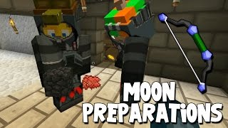 Minecraft - Mission To Mars - Moon Preparations! [11]