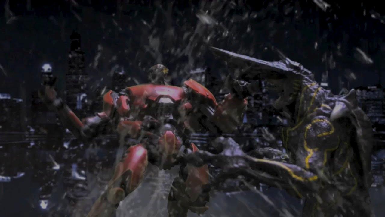 Pacific Rim Stop Motion | Kaiju vs Jaegar Battle - YouTube Pacific Rim Concept Art