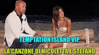 TEMPTATION ISLAND VIP - LA CANZONE DI NICOLETTA E STEFANO (HIGHLANDER DJ EDIT) thumbnail