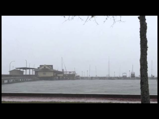 Remnants of Hurricane Patricia cause flooding on Alabama Gulf Coast