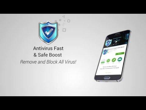 Antivirus Fast & Safe Boost™