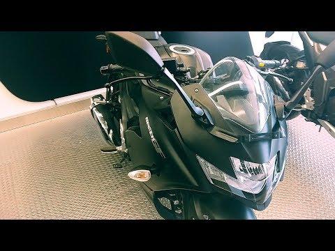 Suzuki gixxer 250 black review