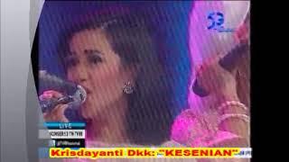 (1,55) Krisdayanti  __  KESENIAN  __  Cipt, Guruh Sukarno Putra