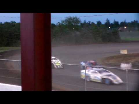 Modified Bmain 3 @ Benton County Speedway 05/28/17