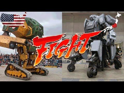 Download Giant Robot Duel - MegaBot VS Kuratas [クラタス] Supercut (Fights only)