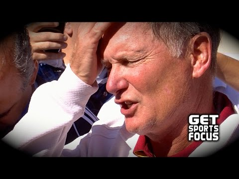 "USC AD Pat Haden post game comment: ""I wasn"