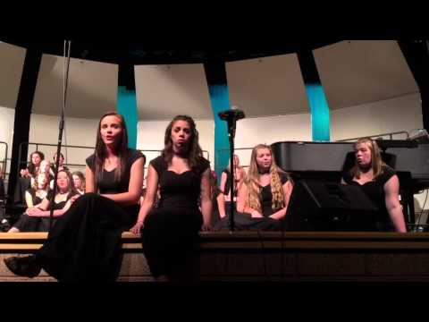 Arvada West High School Pops 2015 Company West