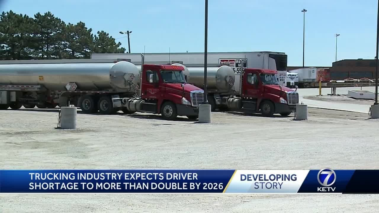 Logistics Executives Grapple With Worsening Driver Shortage