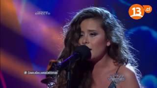 Camila Gallardo - Más de la Mitad (VÉRTIGO 2016)