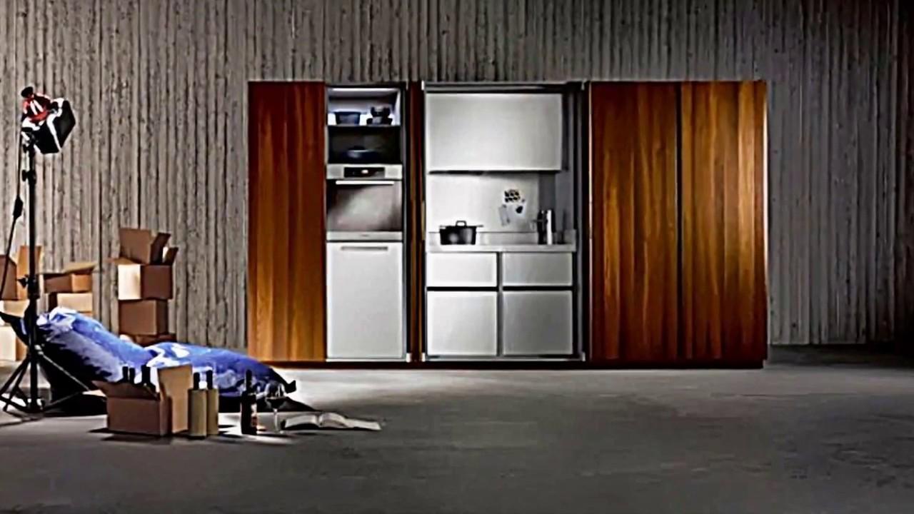 12 kompakte küchen designs kombinieren funktionalität mit komfort, Kuchen