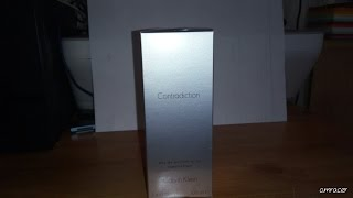 omracer Reviews: Calvin Klein Contradiction Perfume