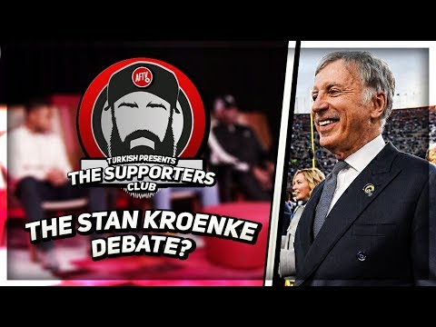 The Stan Kroenke Debate! | Supporters Club ft Turkish, Robbie, Lee Judges & Deluded Gooner
