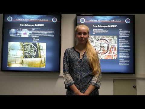Anastasia Gvozdenko, MPhys Physics with Nuclear Astrophysics