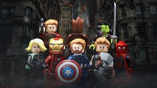 Lego Avengers All Star Super Fight Endgame