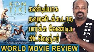 Kon-Tiki 2012 Norwegian Movie Review In Tamil By Jackie Sekar | Joachim Ronning | Espen Sandberg