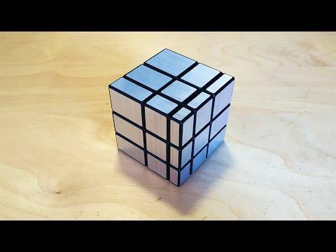 Resolver cubo de Rubik MIRROR 3x3   HD   Tutorial   Español