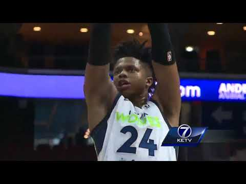 Justin Patton getting adjusted to professional life