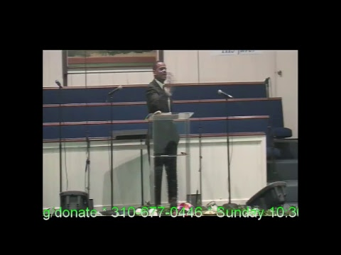 2-18-2018 Evening Service Inglewood Southside Christian Church #SouthsideSunday