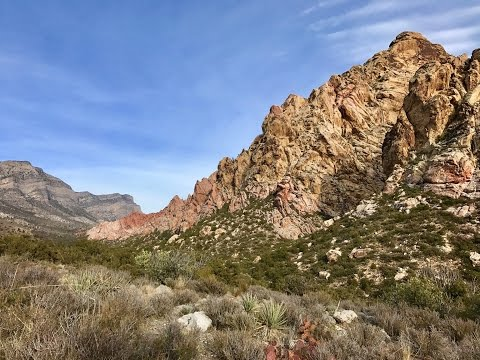 Red Rock Canyon - White Springs Trail