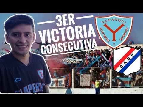 VLOG / YUPANQUI 1 DEPORTIVO PARAGUAYO 0 * A UN PUNTO DEL REDUCIDO!!!