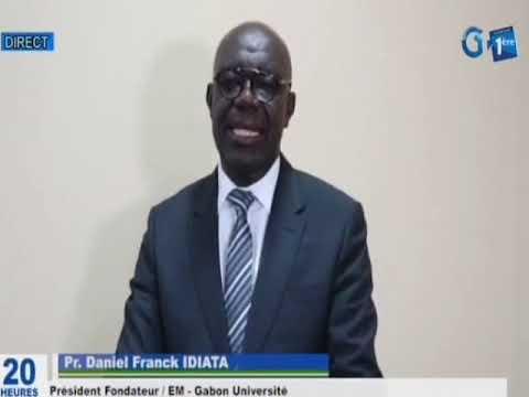 RTG - Signature d'unaccord cadreentre lesuniversités EM- GABON et OmarBongo