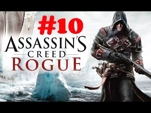 """Assassin's Creed: Rogue"" walkthrough (100% sync) Sequence 2, Memory 5: Freewill"