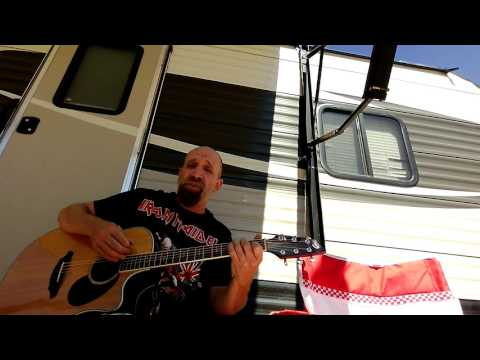 Morktra 'Don't Waste Your Love' Live at RV park in NM