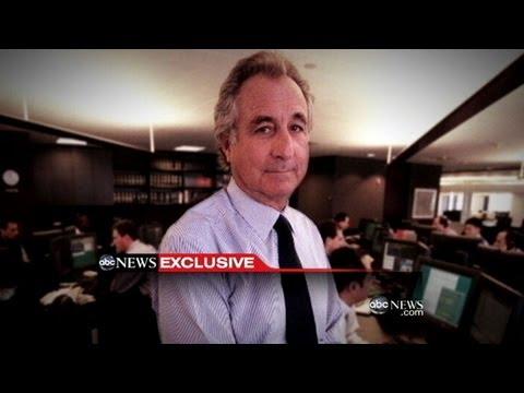 Bernie Madoff Prison