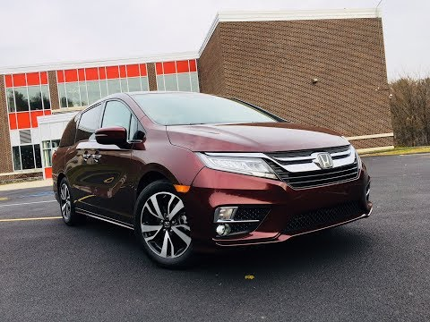 Honda Odyssey 2018 | Complete Review | with Steve Hammes | TestDriveNow