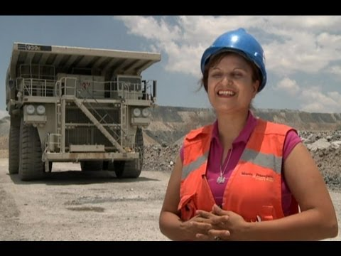 Women Breaking Barriers In Mexico's Gold Mines