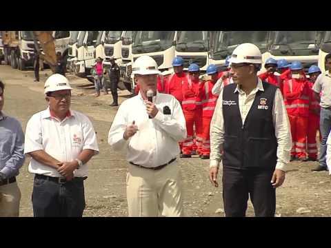 Rehabilitación y mejoramiento de la carretera Tocache – Juanjuí