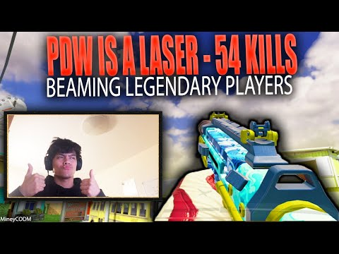 The PDW is still a GOD + 54 KILLS gameplay   #92   COD MOBILE from YouTube · Duration:  10 minutes 2 seconds