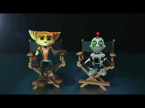 Ratchet & Clank®: All 4 One Announce Trailer