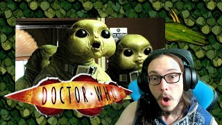 Aliens visit Earth & start world war 3 Doctor Who reaction S1 E4-5