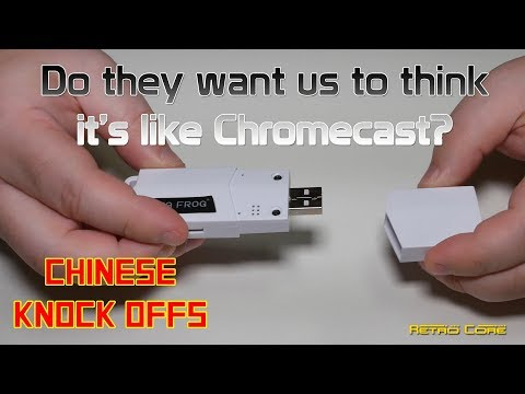 Chinese Knock Offs - The USB Games Console - 4K