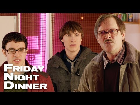 Jim Can Speak Chinese | Friday Night Dinner