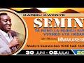 SEMINA YA NENO LA MUNGU NA MWL. CHRISTOPHER DAY 4 #MWAKASEGE [TAR 3/7/2020 SAA 10:00 JIONI ]