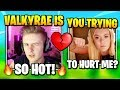 Symfuhny Says Valkyrae IS HOT and Brooke RESPONDS With THIS | Fortnite Daily Funny Moments Ep.397