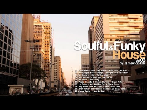 Soulful and Funky Vol 03 by DJ Mauricio Kalil