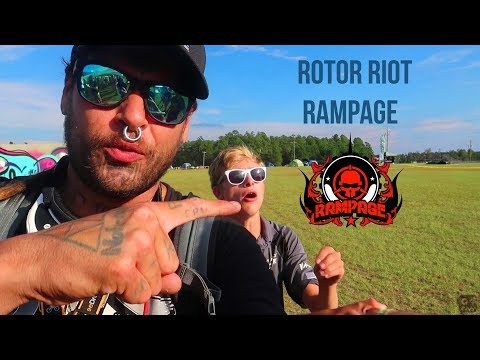 MY ROTOR RIOT RAMPAGE