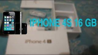 iPhone 4S 16GB Preto Desbloqueado ♡(iPhone 4S 16 GB Preto Desbloqueado Comprei na Apple Store a entrega é perfeita não demora muito, o produto vem mega embalado, um cuidado e um ..., 2014-02-24T19:32:13.000Z)