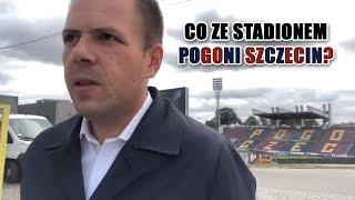 Dariusz Matecki & Rafał Niburski: Co ze stadionem Pogoni Szczecin?