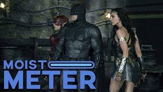 Moist Meter: Justice League