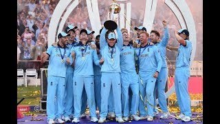 The records broken during 2019 ICC World Cup final