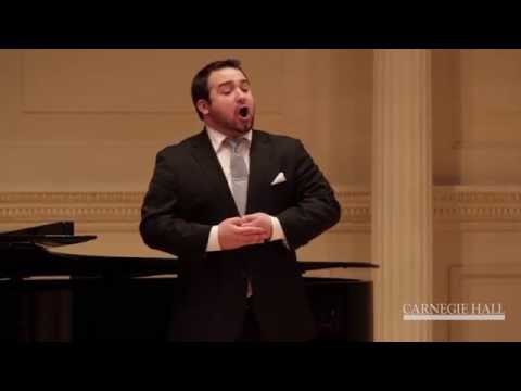 "Carnegie Hall Vocal Master Class: Copland's ""The Little Horses"" from Old American Songs"