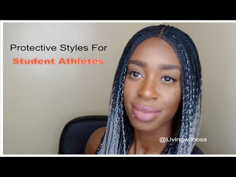 Top 5 Protective Styles For Student Athletes With 4c Natural Hair