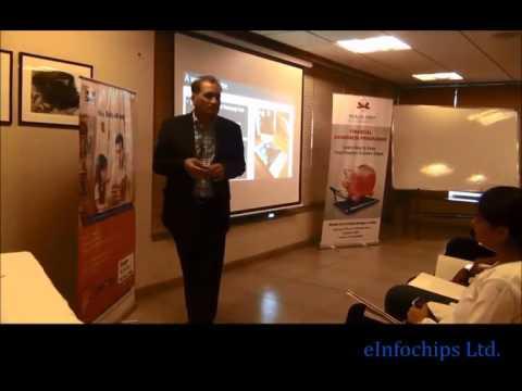 eInfochips Financial Planning Workshop