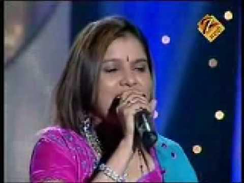 Sadhana Sargam LIVEsAz-e-dil chheDo nA