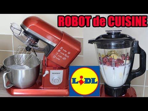Robot De Cuisine Lidl Silvercrest Patissier Type Kitchenaid A 89