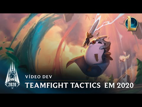 Teamfight Tactics 2020   Video dev - League of Legends